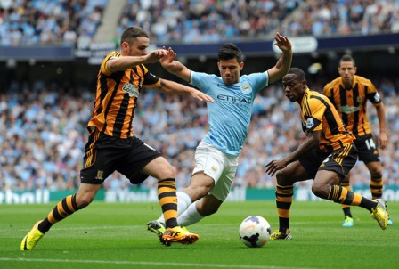 Prediksi Manchester City vs Hull City