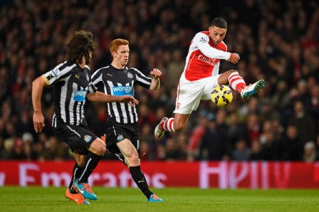 Prediksi Arsenal vs Newcastle United