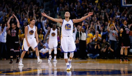 Juara Bertahan NBA, Golden State Warriors