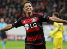 Chicharito-Leverkusen