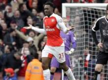 Danny-Welbeck-Arsenal-vs-Leicester