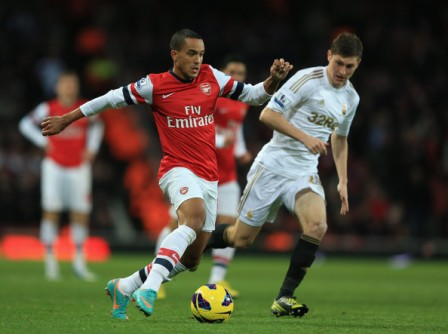 Prediksi Arsenal vs Swansea City