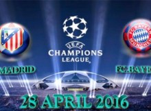 Prediksi Atletico Madrid vs Bayern Munchen 28 April 2016