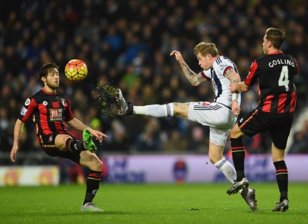 Prediksi AFC Bournemouth vs West Bromwich Albion