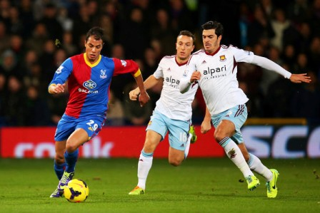 Prediksi Crystal Palace Vs West Ham United