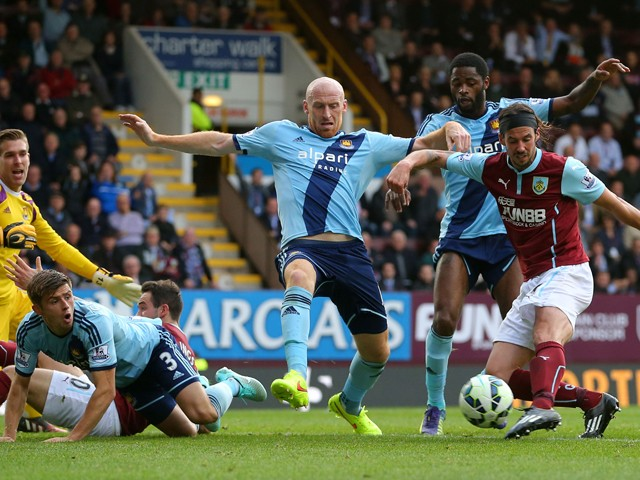 Prediksi Burnley Vs West Ham United