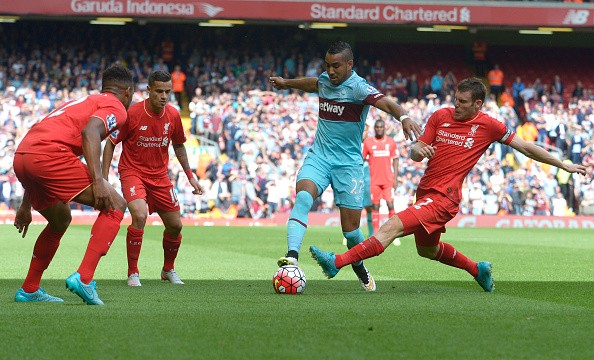Prediksi West Ham United Vs Liverpool