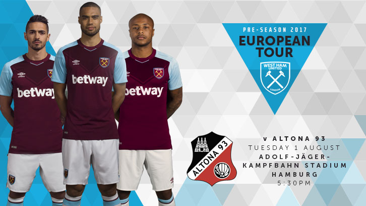 Prediksi Altona 93 Vs West Ham United