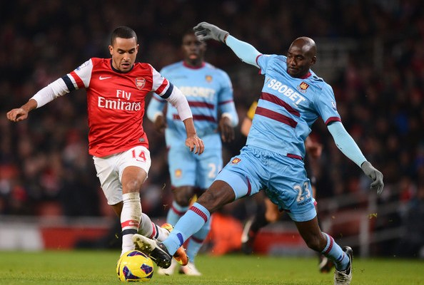 Prediksi West Ham United Vs Arsenal
