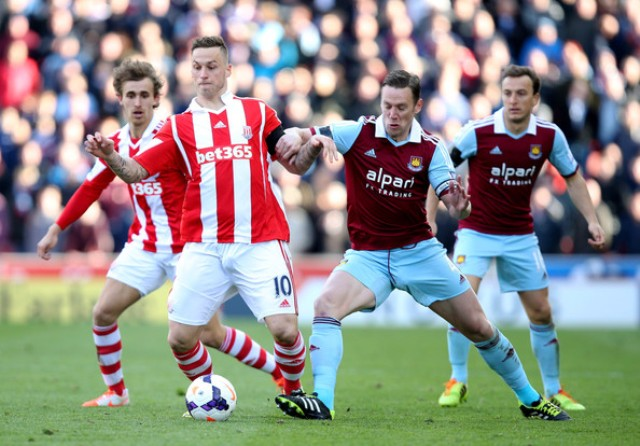 Prediksi West Ham United Vs Stoke City 17 April 2018