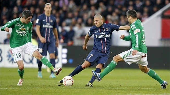 Prediksi Paris Saint Germain Vs As Saint Etienne