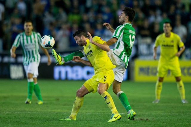 Prediksi Villarreal Vs Real Betis 26 November 2018