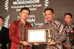 Bantaeng Raih Platinum Indonesia's Attractiveness Award 2019