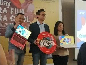 Usia 20 Tahun, Acer Kembali Gebrak Makassar