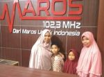 Radio Maros FM 102,3 MHz Maros Undang Dua Hafiz Cilik untuk Tadarus