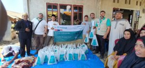 Kolaborasi Internasional Terjadi di Maros pada Hari Raya Kurban
