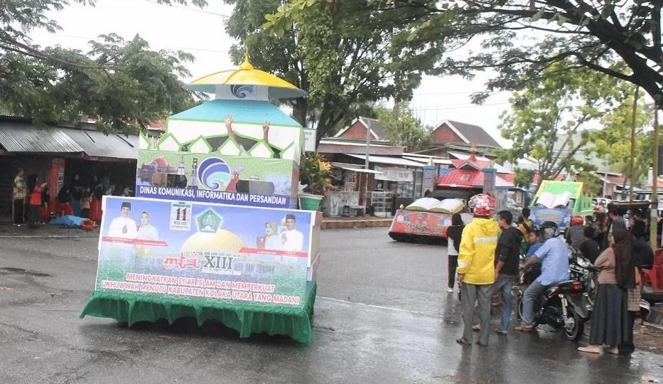 Bupati Nur Rahman Umar Buka Mtq Tingkat Kabupaten Kolaka Utara Berita Kolut