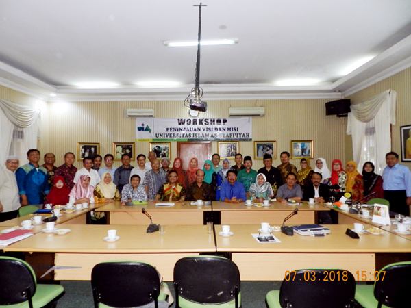 Workshop Peninjauan Visi Misi UIA
