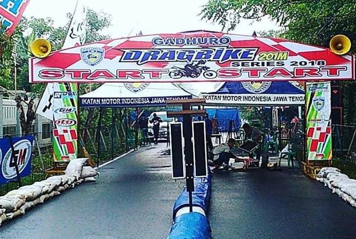 Jelang Gadhuro Dragbike 2018 Kudus (22 Juli) : Awas Angin Kencang, Awas Niko Sakaw !
