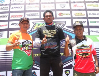 The Power of Trio Kuwu, Siap Sajikan Kejuaraan Apdesi Grasstrack Jabar BhieGhoss Concept 2019