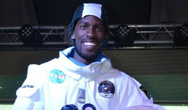 Mandla Maesko, Astronot Afrika