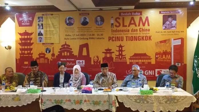 Islam Indonesia di Tiongkok