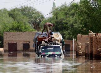Banjir Sudan