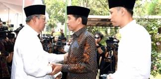 Jokowi SBY