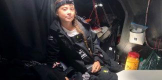Greta Thunbergh