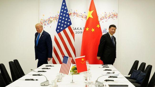 Perang Dagang AS_CHINA