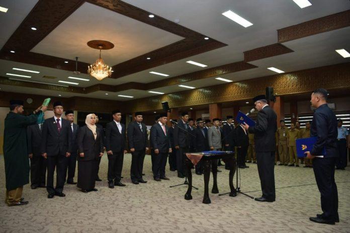 Mutasi Pejabat Aceh
