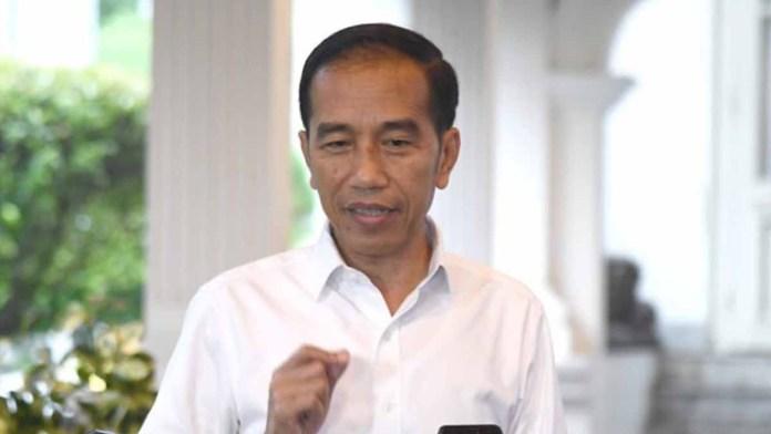 Jokowi UU KPK