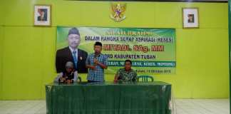 Ketua DPRD Tuban