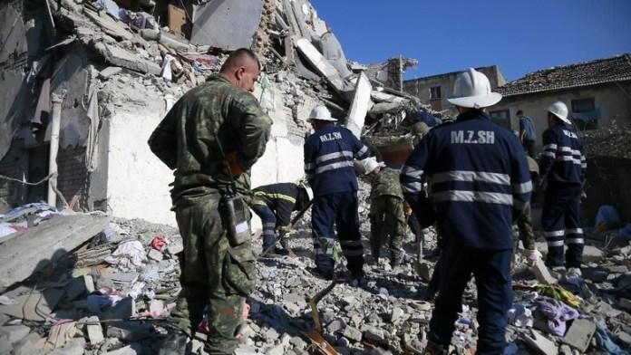 Gempa Bumi Albania