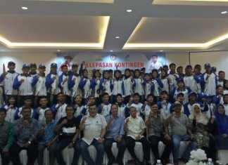 Atlet Popnas Aceh