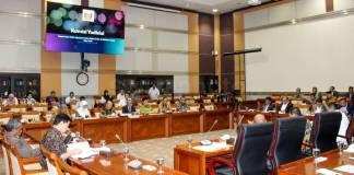 rapat KY dan DPR RI