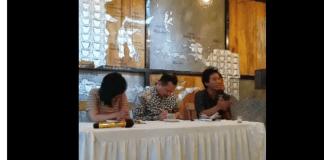 Launching Catatan Akhir Tahun JATAM