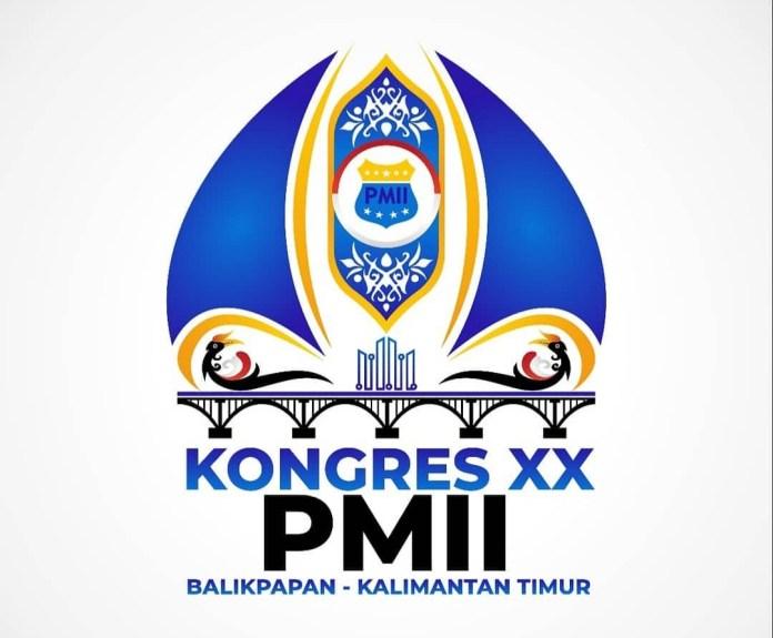 Logo Resmi Kongres XX PMII