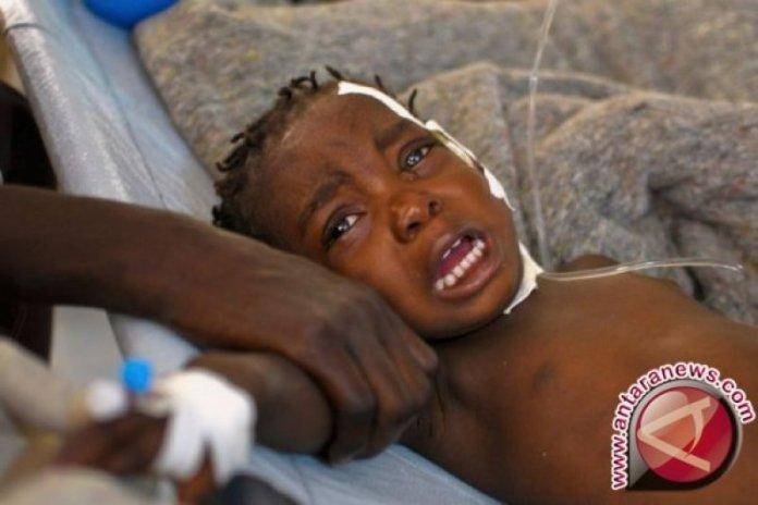 Panti Asuhan Haiti