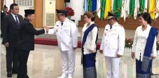 Bupati-Wakil Bupati Kepulauan Talaud
