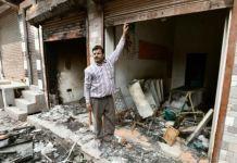 Kerusuhan India