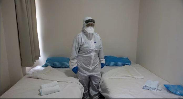 Virus Corona di Israel