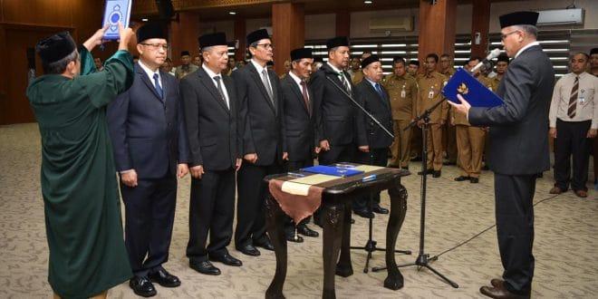 Direktur dan Komisaris Bank Aceh Syariah