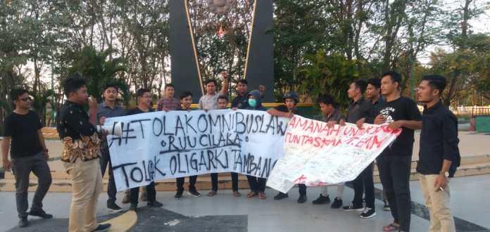 Aksi Kamisan Mahasiswa dan Pemuda Aceh