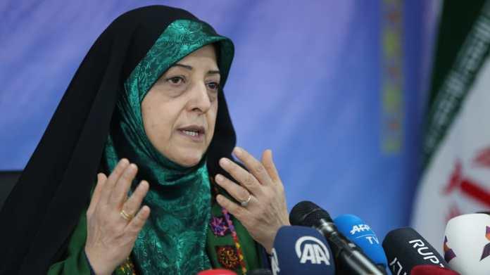 Wapres Iran Positif Terinveksi Corona