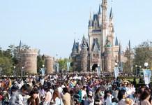 Cegah Virus Corona, Universal Studios, Disneyland, dan DisneySea ditutup