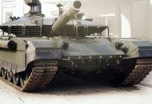 Tank Baru Rusia T-90M