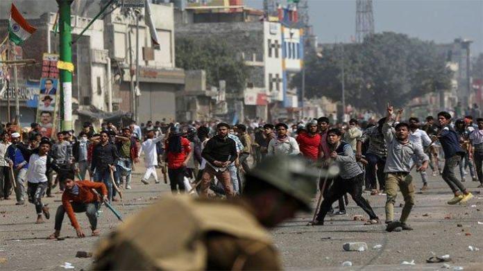 Korban Meninggal Konflik India Mencapai 42 Orang