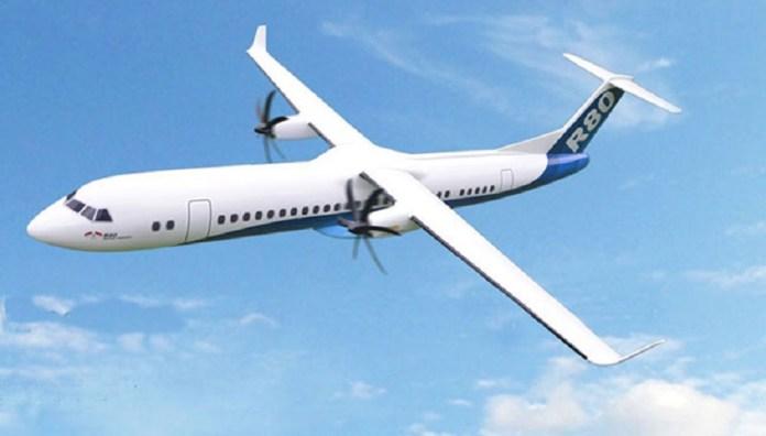 Berita Baru, Pesawat 14-r80