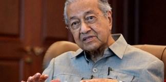 Berita Baru, Mahathir Mohamad